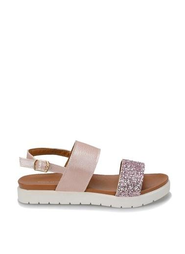 Pink Step Sandalet Pembe